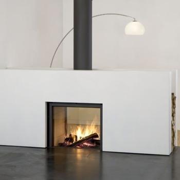 Van Bulck Sierschouwen - Liftdeurhaarden